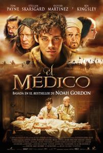 El médico, la novela