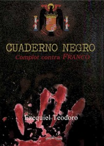 Portada Cuaderno negro: complot contra Franco