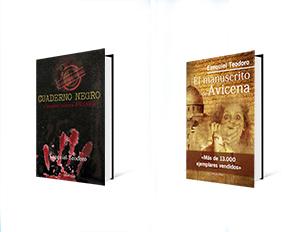 Cuaderno negro y el manuscrito de avicena 3d v2